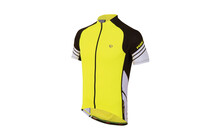PEARL iZUMi Men's  Elite Jersey screaming yellow/black